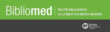 Boletín Bibliomed