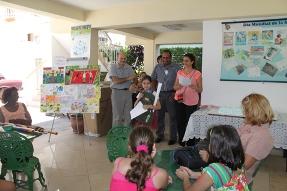 Entregan premios del concurso por el Día Mundial de la Salud 2014