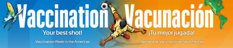 Semana de la vacunación en las Américas 2014
