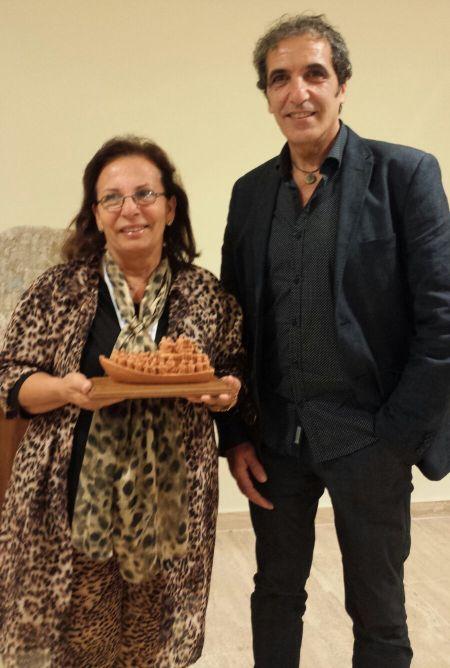 La Dra. Francisca Cruz Sánchez recibe premio internacional