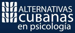 Revista Alternativas Cubana en Psicología