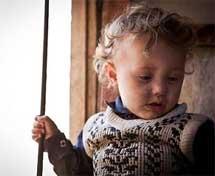 Los niños que están expuestos a un conflicto durante el periodo más importante para el desarrollo del cerebro