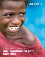 Estado Mundial de la Infancia 2016 - Unicef