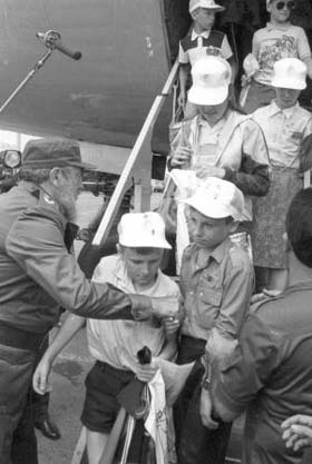 Ucrania agradece a Cuba ayuda a víctimas de Chernobil