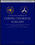 European Journal of Cardiothoracic Surgery