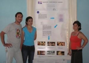 Alumnos ayudantes Facultad Manuel Fajardo