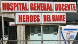 Hospital Héroes del Baire