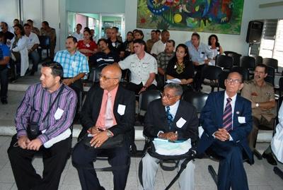 Curso previo al Congreso en Holguín