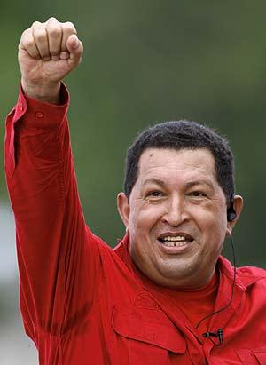 Presidente Hugo Rafael Chávez Frías