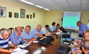 Miembros de la Junta de Gobierno Nacional SCC