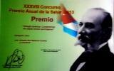 Premio Anual Salud 2013