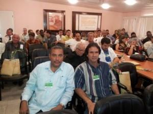 Presidente capitulo La Habana y Presidente Sección Informática