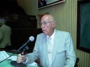 Dr.C Gerardo de la Llera Domínguez