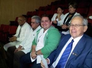 Presidentes de Secciones de la SCC