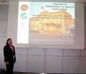 Dra. Martha E. Larrea Fabra