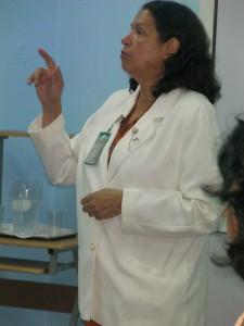 Dra.C Martha Esther Larrea Fabra