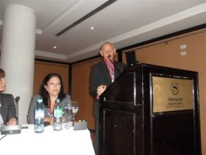 Delegados cubanos