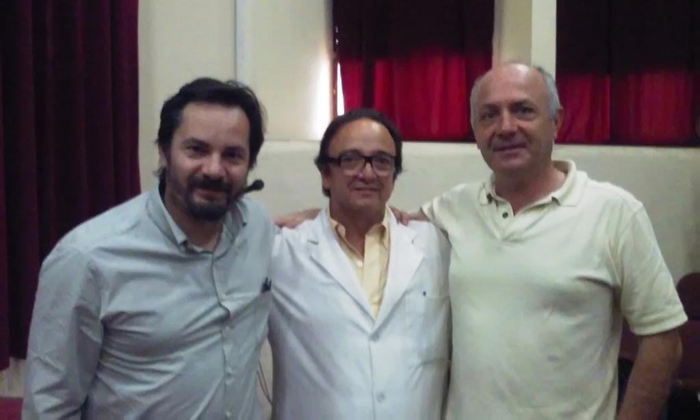 Profesores franceses conferencistas