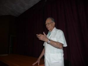 Profesor Ignacio Morales Díaz
