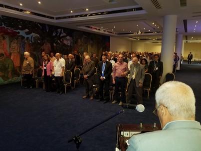 Clausura XIV Congreso