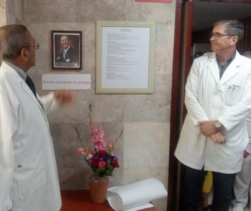 Dr. Orlando Zamora Santana (hijo)