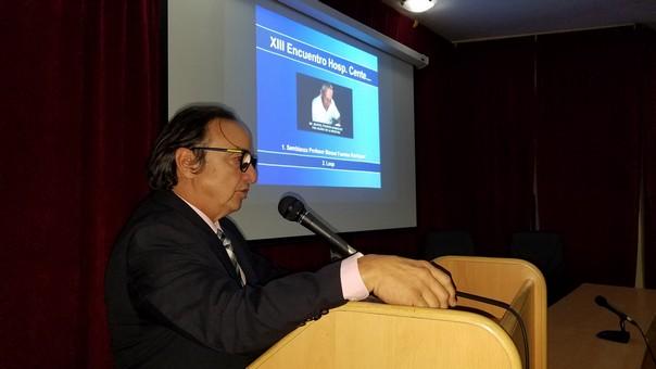 Dr. Eduardo Molina Fernández