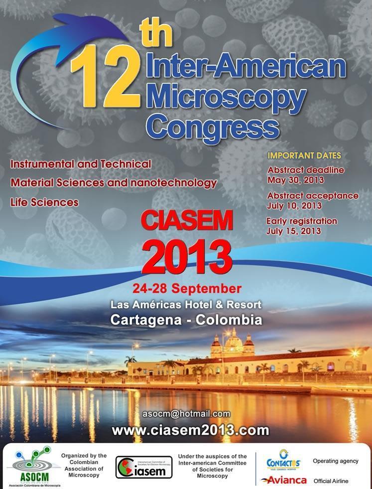 24-28 septiembre Cartagena-Colombia