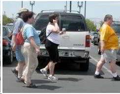 personas obesas-caminando