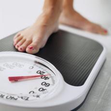 Balanza y peso