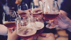 Alcohol en copas