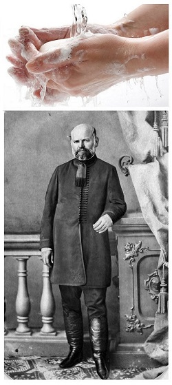 Ignaz Philipp Semmelweis 1