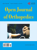 Open Journal Orthopedics