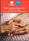 World Alzheimer report 2013