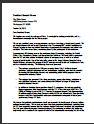 Carta al Presidente Barack Obama