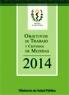 Objetivos de trabajo y criterios de medidas 2014. Minsap