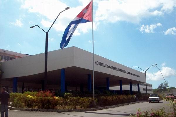 Hospital General Universitario Dr. Gustavo Aldereguía Lima. Imagen: Mireya Ojeda. Periódico Juventud Rebelde