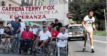 Maratón de la Esperanza Terry Fox