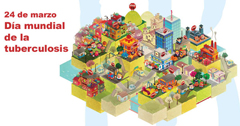 24 de marzo, Día Mundial de la Tuberculosis en las Américas 2014. Diagnóstico y Tratamiento para Todos