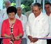 Inauguración Cecmed y Cencec