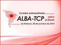 Cumbre ALBA-TCP ébola