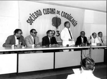 Constitución de la Sociedad Cubana de Cardiología, 1937