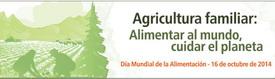 Dia Mundial de la Alimentación 2014