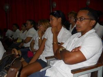 Celebración día radiología en Artemisa 2014