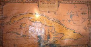 cuba 1637 mapa