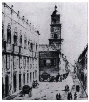 Convento de Santo Domingo La Habana