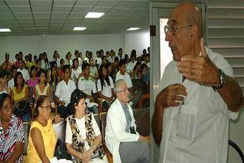 Conferencia del Dr José E Fernández-Brito