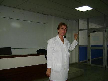Dra Teresa Romero Pérez