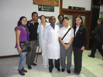 Egresados en Universidad 2012