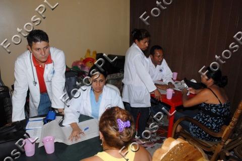 Brigadas Estudiantiles de la Salud