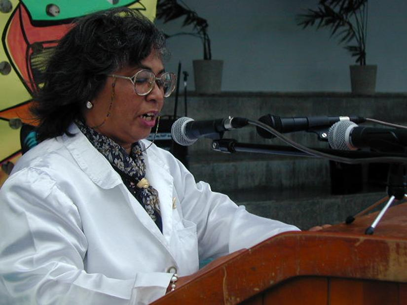 Dra Mercedes Cairo